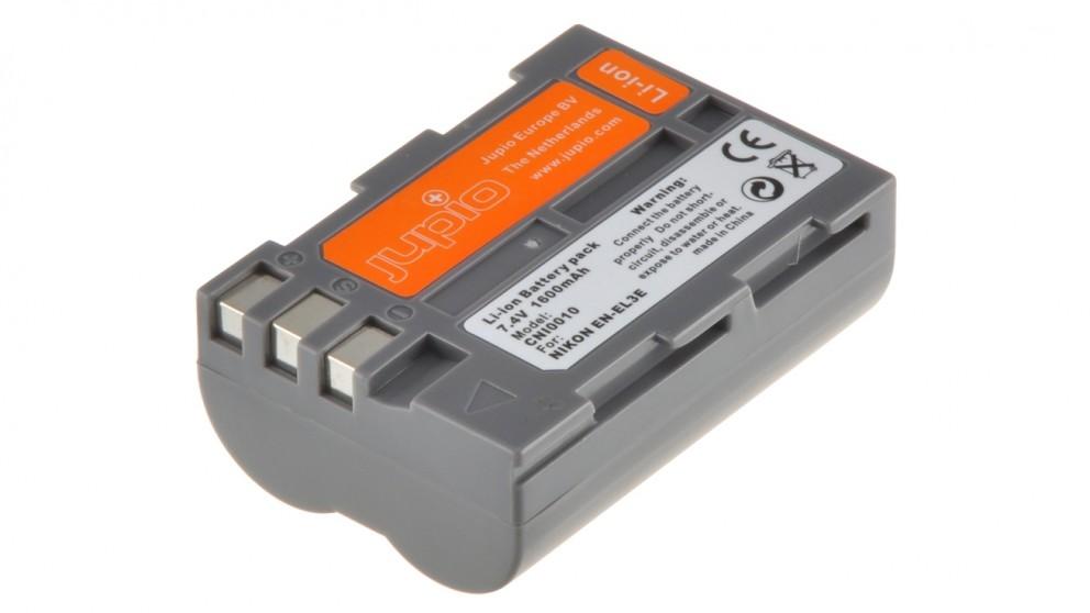 Jupio Nikon EN-EL3E 1600mAh Battery