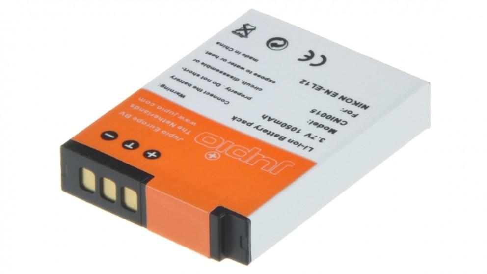 Jupio Nikon EN-EL12 1050mAh Battery