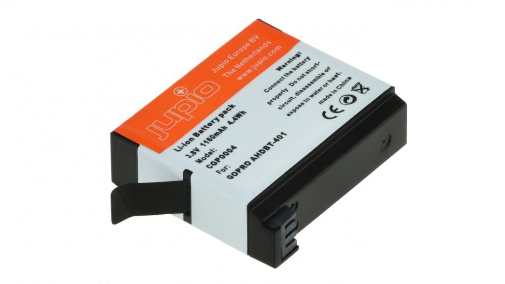 Jupio GoPro Hero 4 AHDBT-401 1160mAh Battery