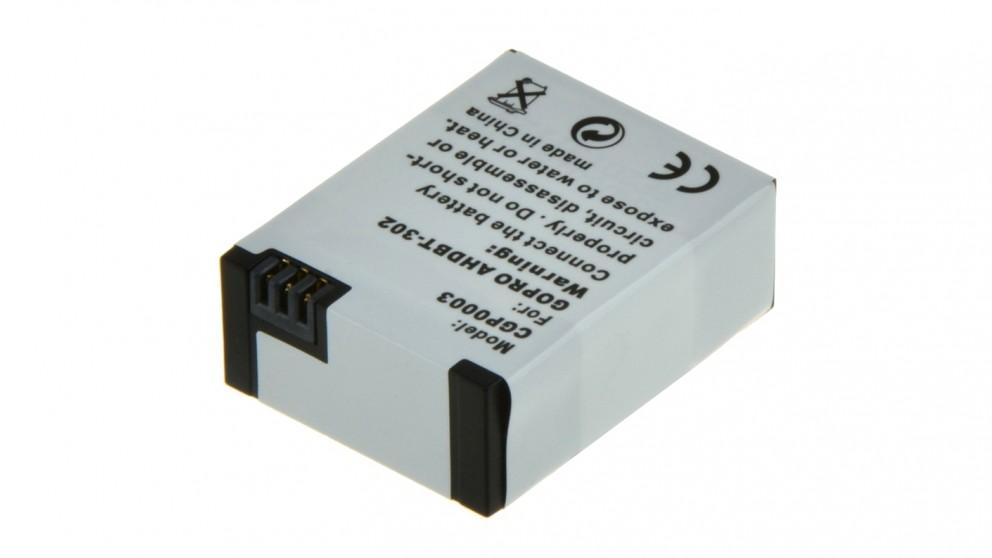 Jupio GoPro Hero 3+ AHDBT-302 1200mAh Battery