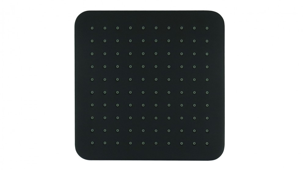 Arcisan Synergii Square Matte Black Shower Head