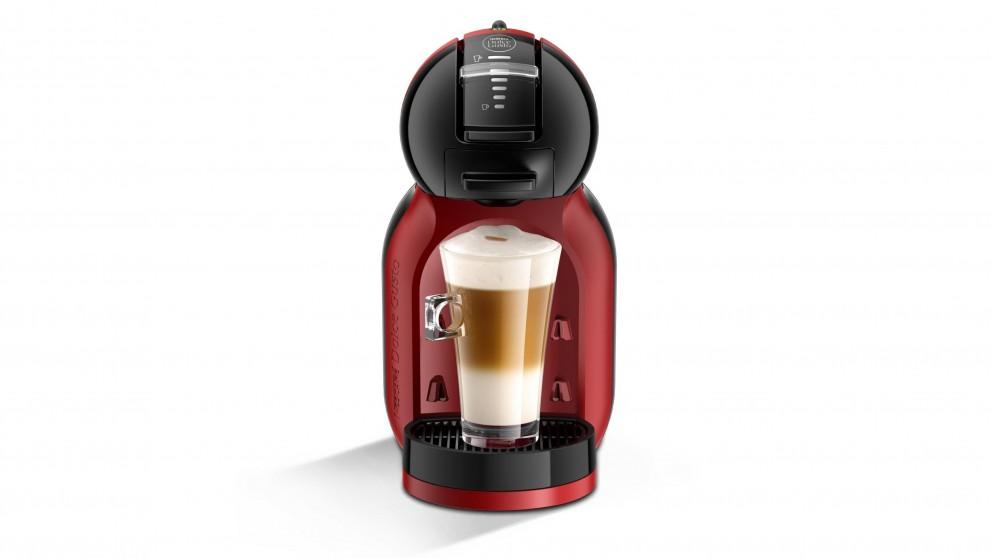 Nescafe Dolce Gusto Mini Me Coffee Machine - Black/Red