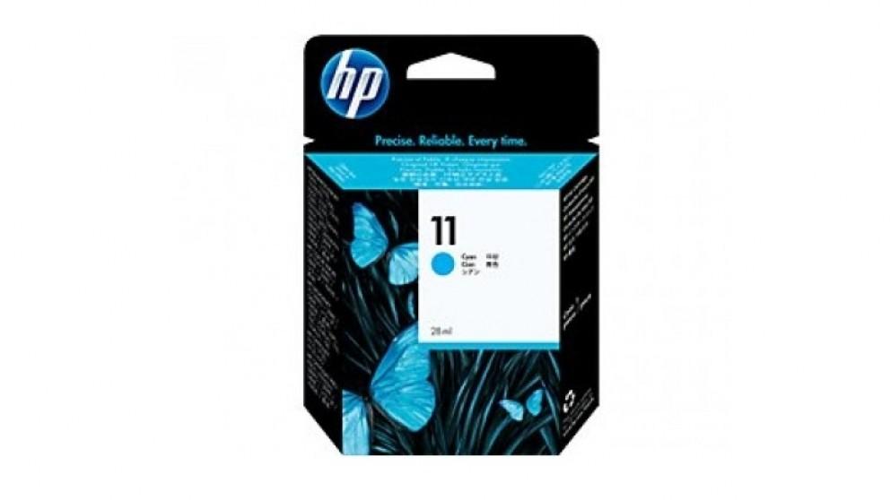 HP 11 Ink Cartridge - Cyan