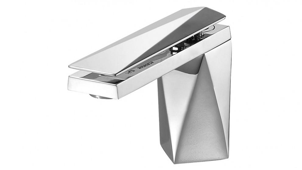 Bravat Diamond High Rise Basin Mixer - Chrome