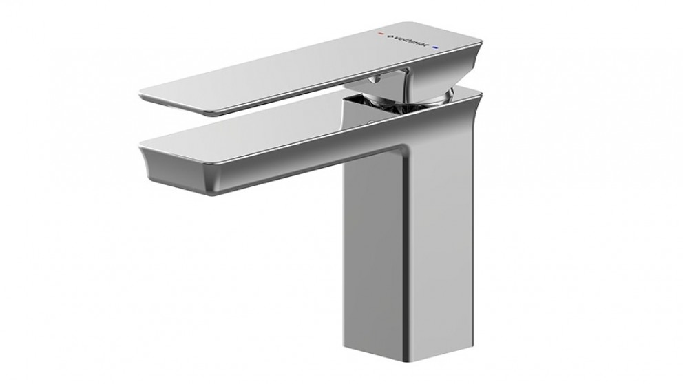 Bravat Phillis Basin Mixer - Chrome