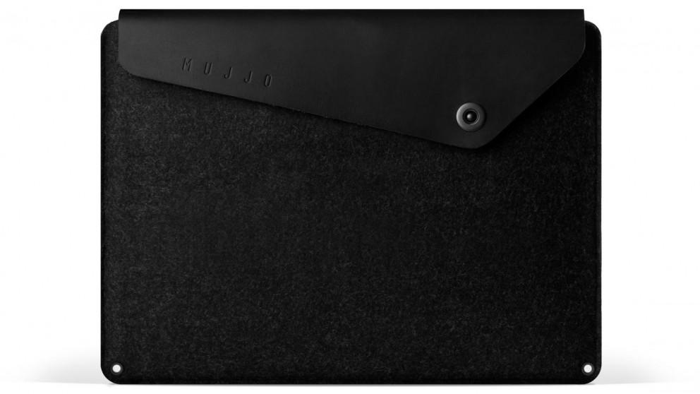 """Mujjo Sleeve for 13"""" Macbook Pro - Black"""