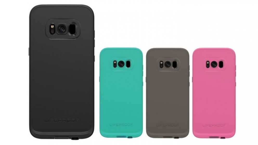 new concept 69672 ee936 Lifeproof Fre Samsung Galaxy S8 Case