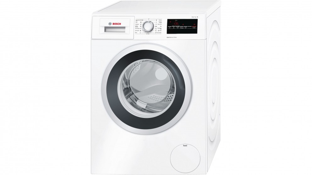 bosch washing machine buy bosch 7 5kg front load washing machine harvey norman au 11622