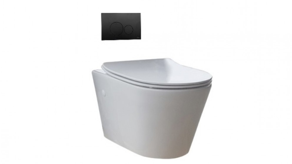 Parisi L'Hotel Wall Hung Toilet Suite