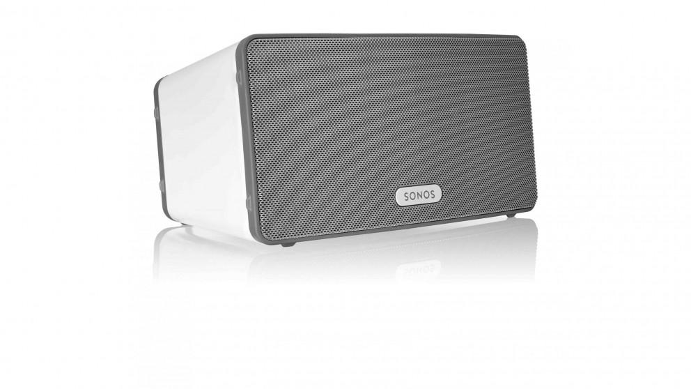 Sonos PLAY:3 Wireless Hi Fi Music System - White