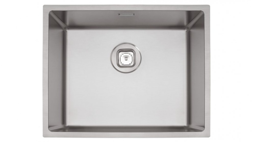Buy Linsol Quadrum 50 Single Top Mount Sink | Harvey Norman AU