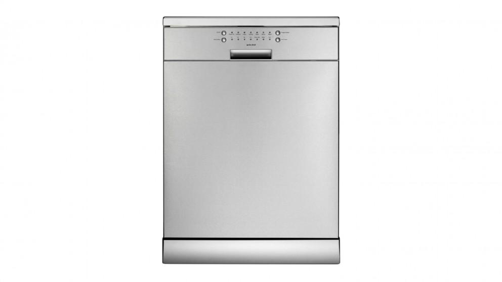 Glemgas GDW24SSE Electronic Dishwasher - Stainless Steel