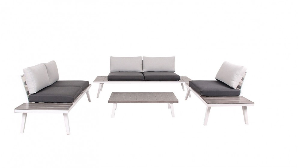 Buy matteo outdoor lounge setting harvey norman au for Outdoor furniture harvey norman