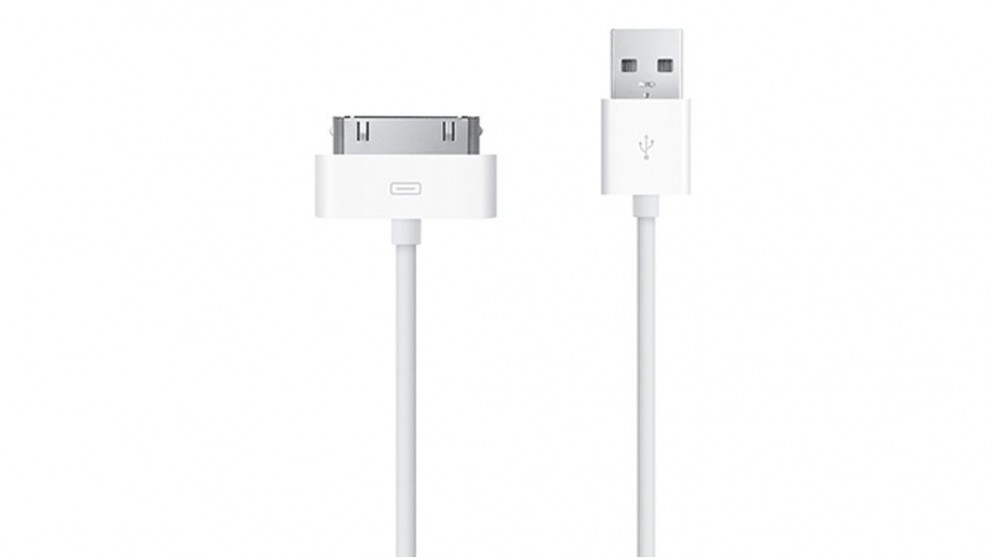 Alogic 2m iPhone, iPad & iPod 30 Pin Dock Connector Cable