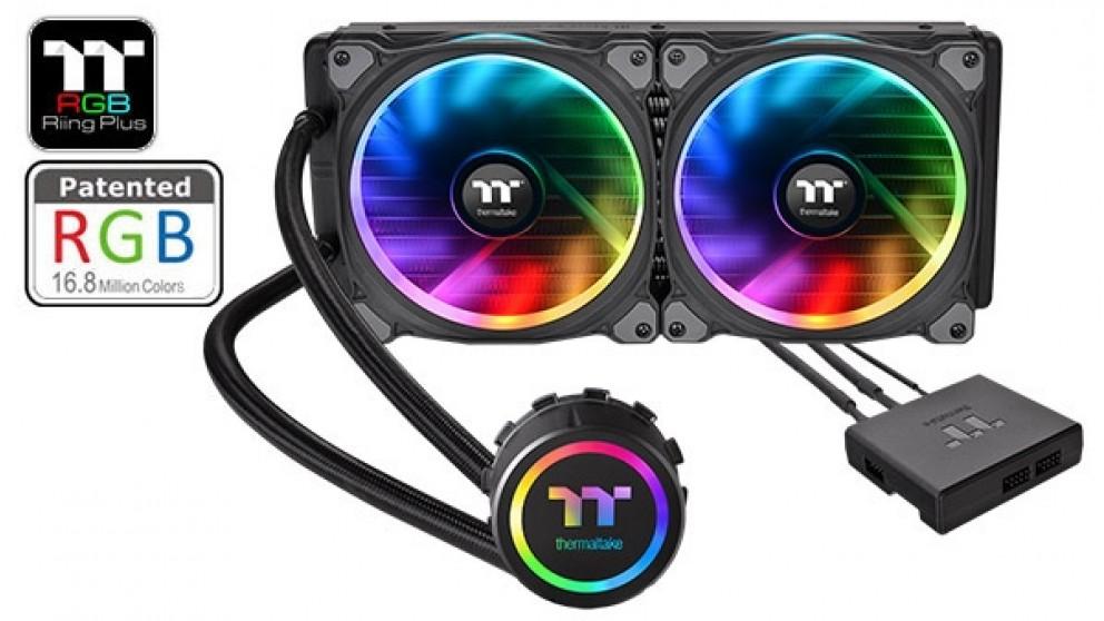 Thermaltake Floe Riing RGB 280 TT Premium Edition CPU Cooler