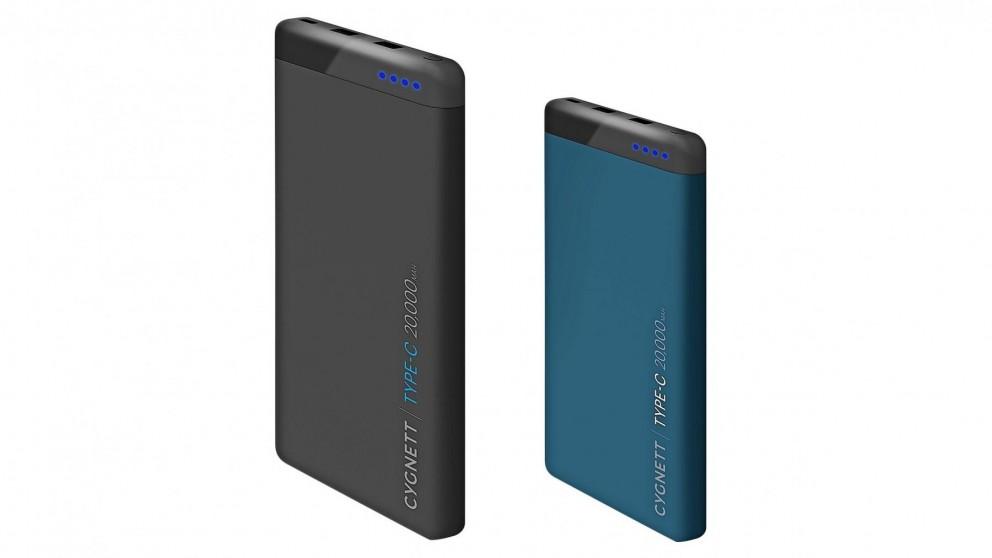 Cygnett ChargeUp Pro 20000mAh Power Bank
