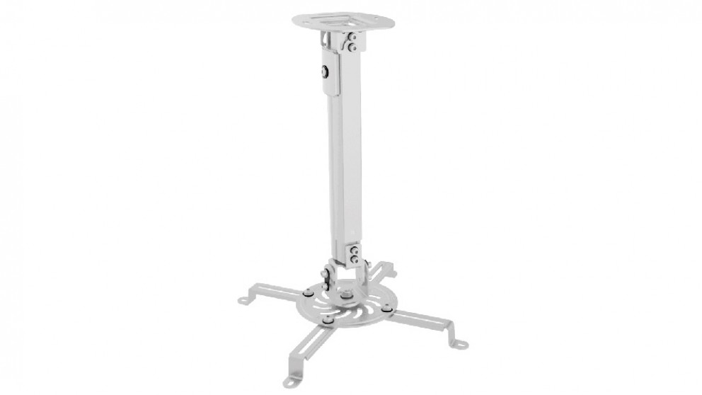 Monster Extended Projector Mount - White