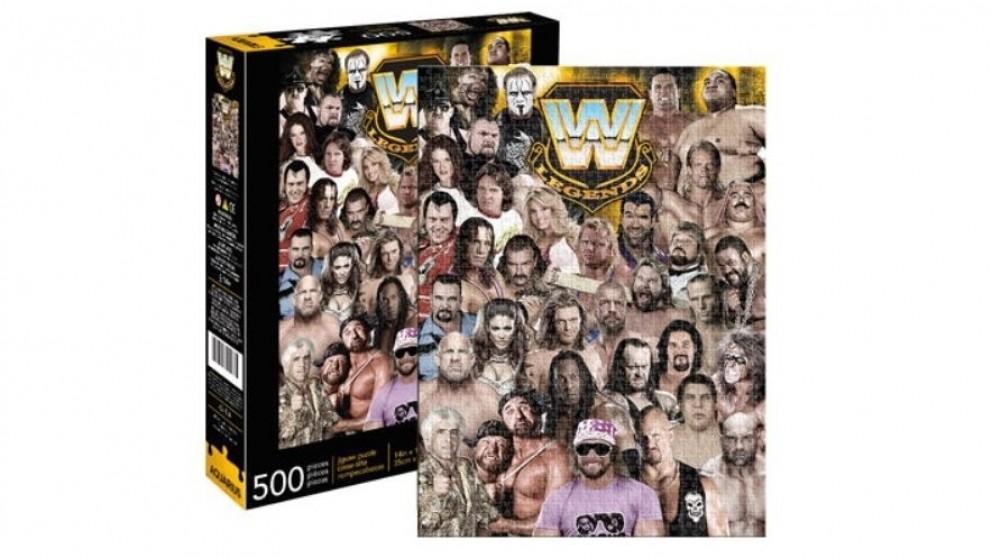 WWE Legend 500-Pieces Puzzle
