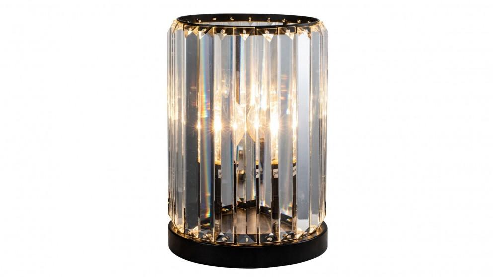 Gracie Crystal Bedside Lamp