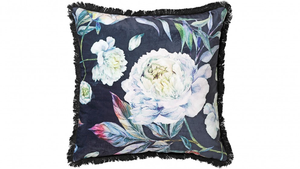 Leah Night Square Cushion