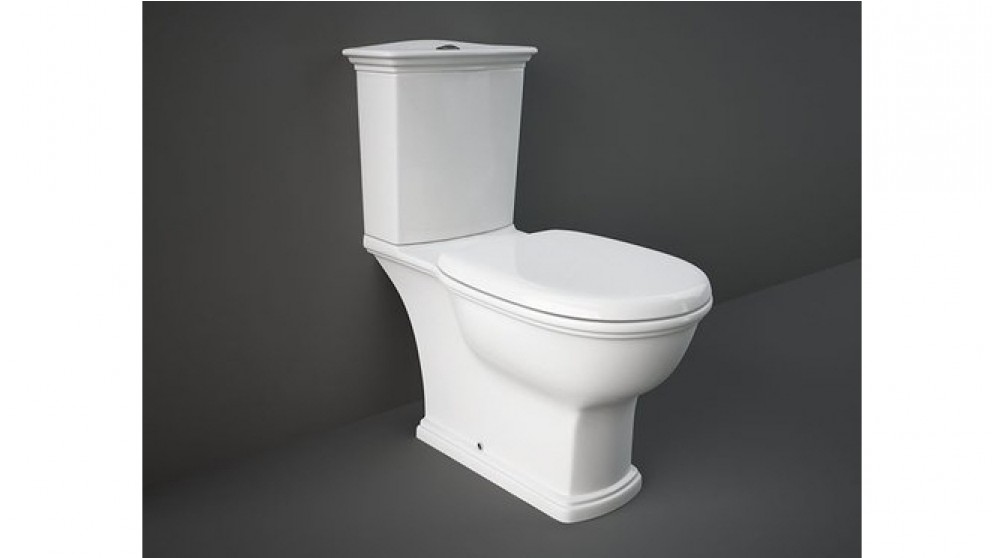 Rak Washington Close Coupled P-Trap Toilet Suite