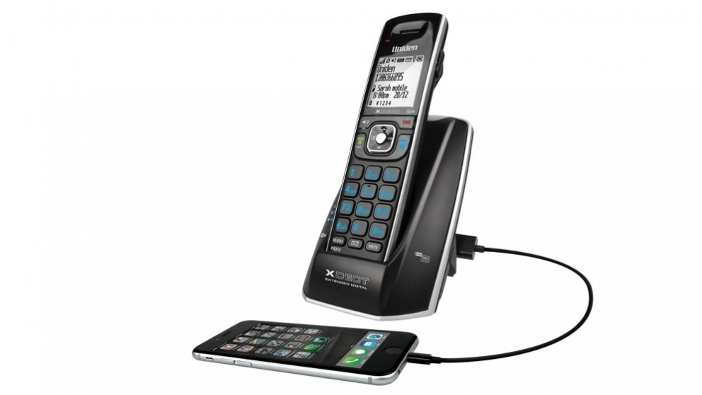 Uniden XDECT8315 Digital Cordless Phone System