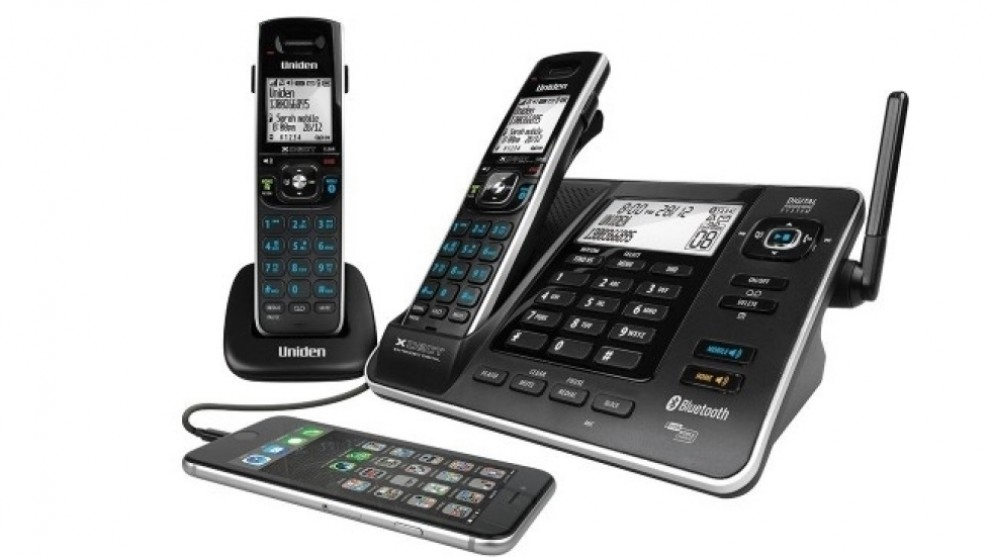 Uniden XDECT8355+1 Digital Cordless Phone