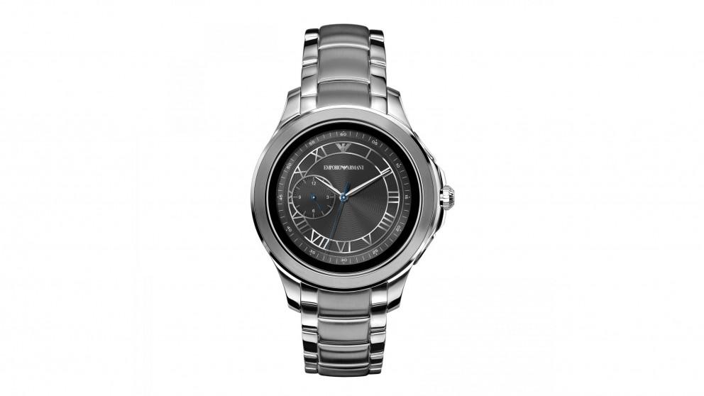 Emporio Armani Connected Alberto Gen 4 Display Smart Watch - Silver