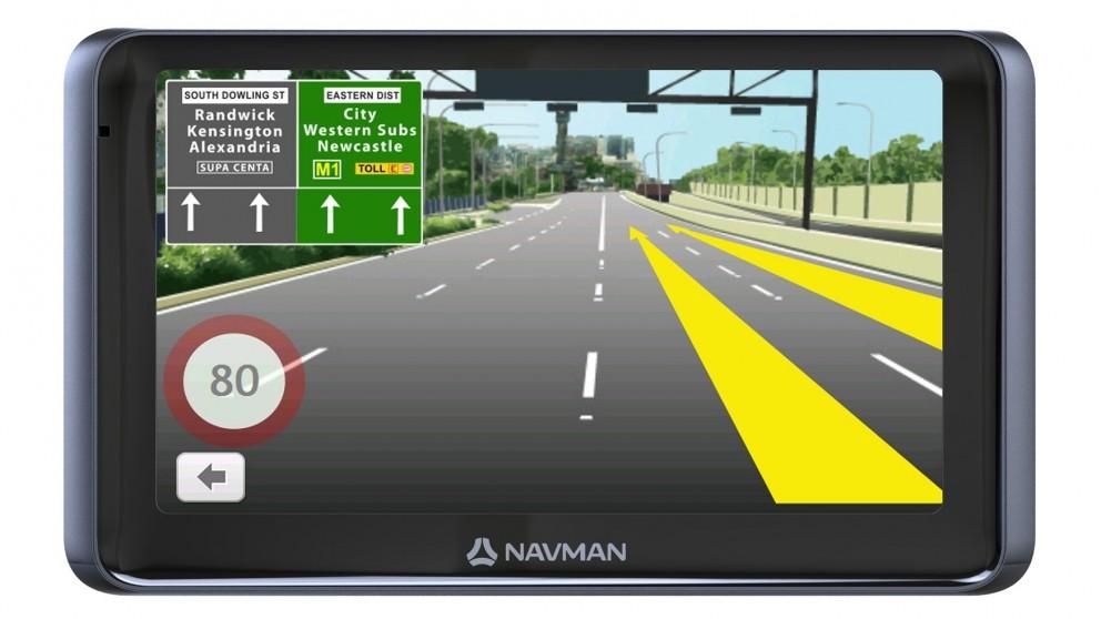 Navman MY670LMT GPS Navigator