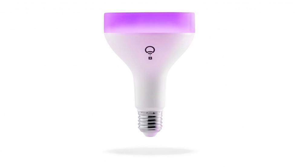 LIFX+ A60 BR30 Smart Light Bulb