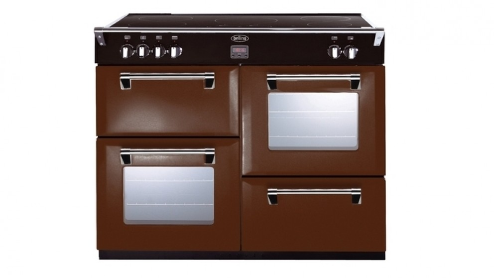 Belling 110cm Richmond Colour Boutique Induction Freestanding Oven - December Dreams