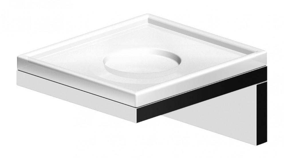 Streamline Zucchetti Aguablu Soap Holder - Chrome