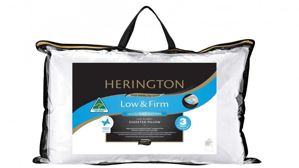 Herington Low & Firm Pillow