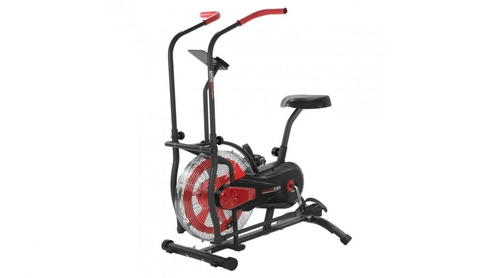 Powertrain Air Resistance Bike - Red