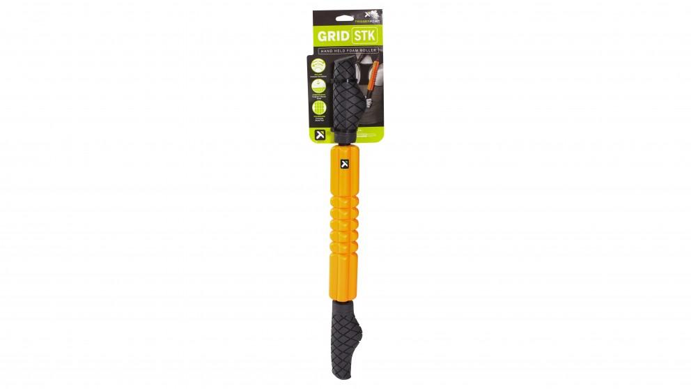 TriggerPoint GRID STK Handheld Foam Roller - Black/Orange