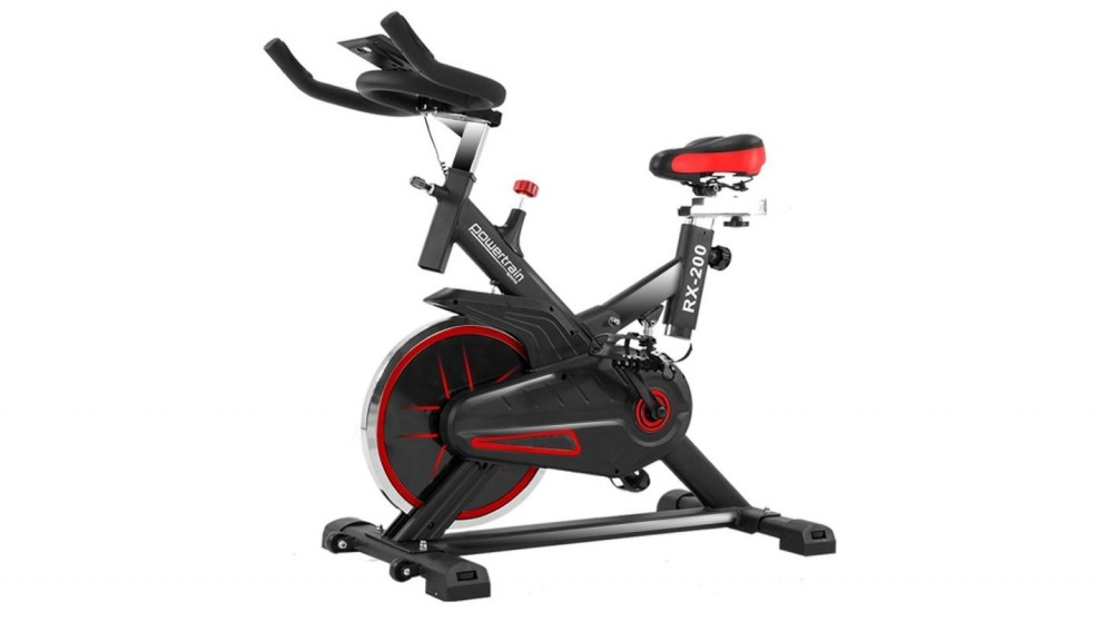 Powertrain RX-200 Exercise Bike - Red