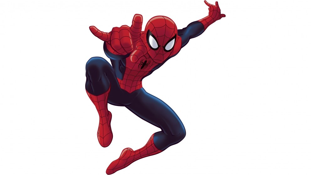 RoomMates Ultimate Spiderman Wall Decal