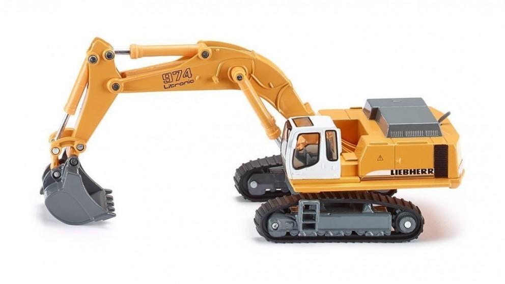Siku Hydraulic Excavator - 1:87 Scale