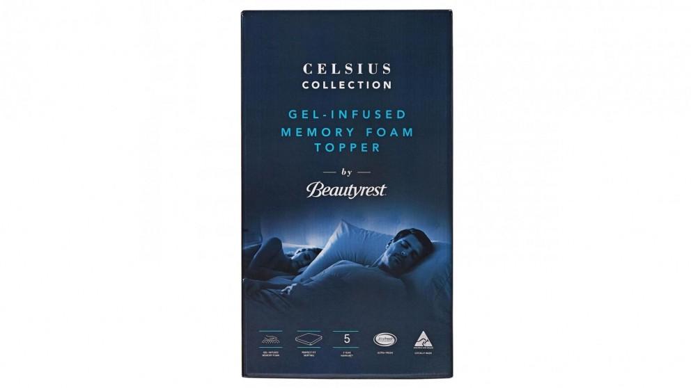 Beautyrest Celsius Mattress Topper - Queen