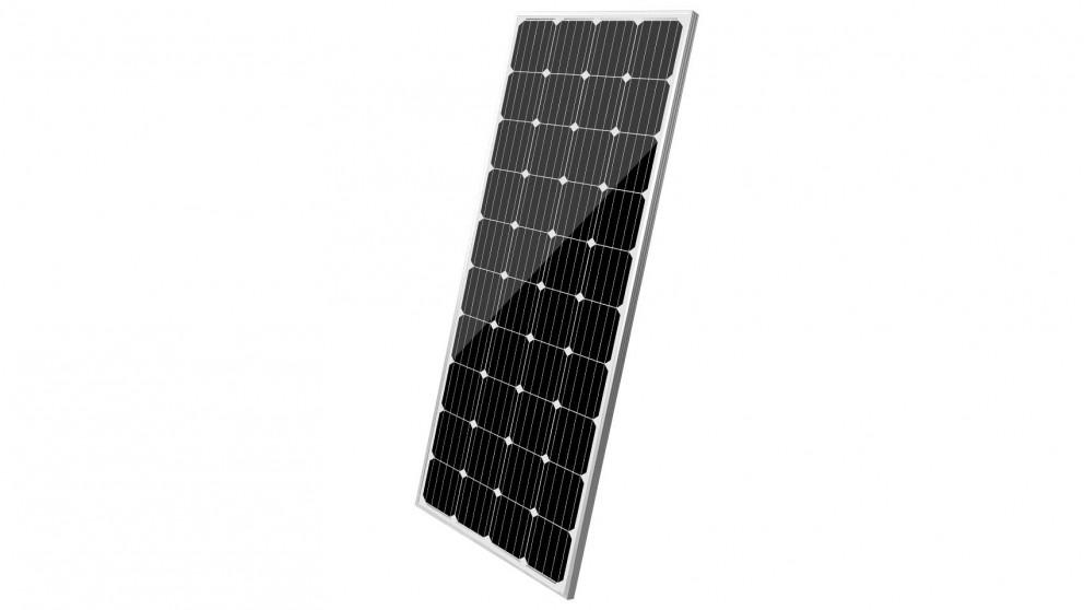 Solraiser 12V 300W Flat Single Solar Panel Kit