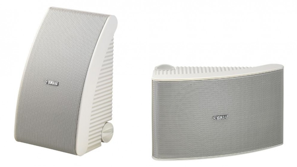 Yamaha NS-AW592 All Weather Speakers - White