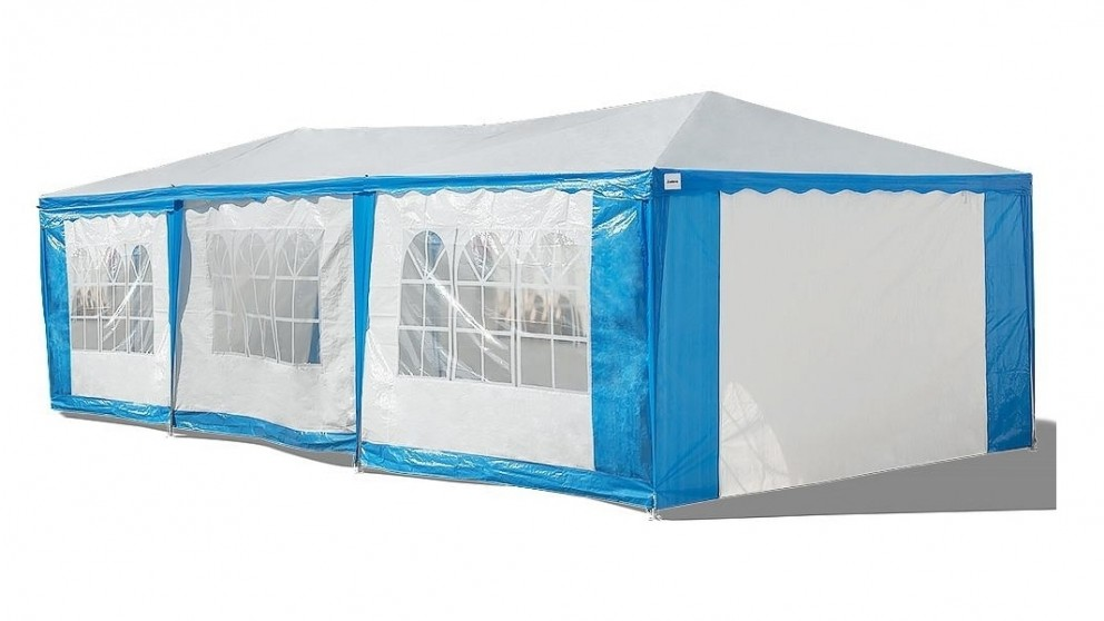 4x8m Outdoor Event Marquee Tent - Blue