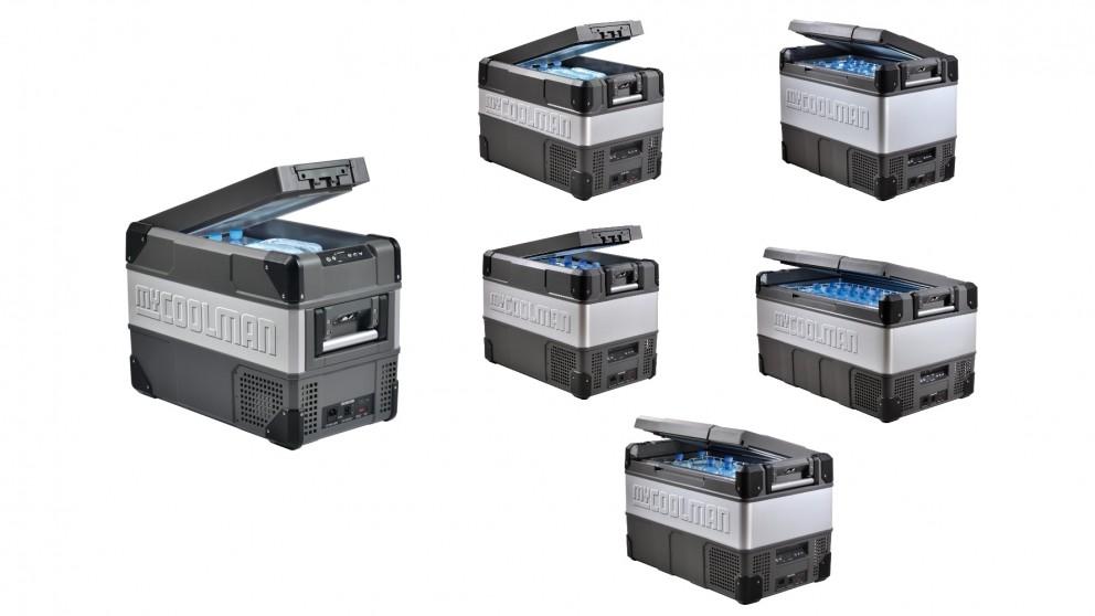 myCOOLMAN Portable Fridge Freezer
