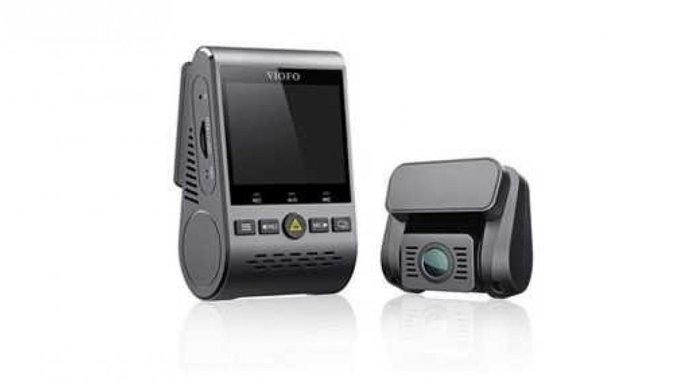Viofo A129 Duo Dual Channel 5GHz Wi-Fi Full HD Front and Rear Dash Camera + Pol