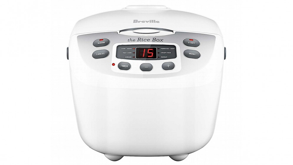Breville BRC460 10 Cup Rice Cooker
