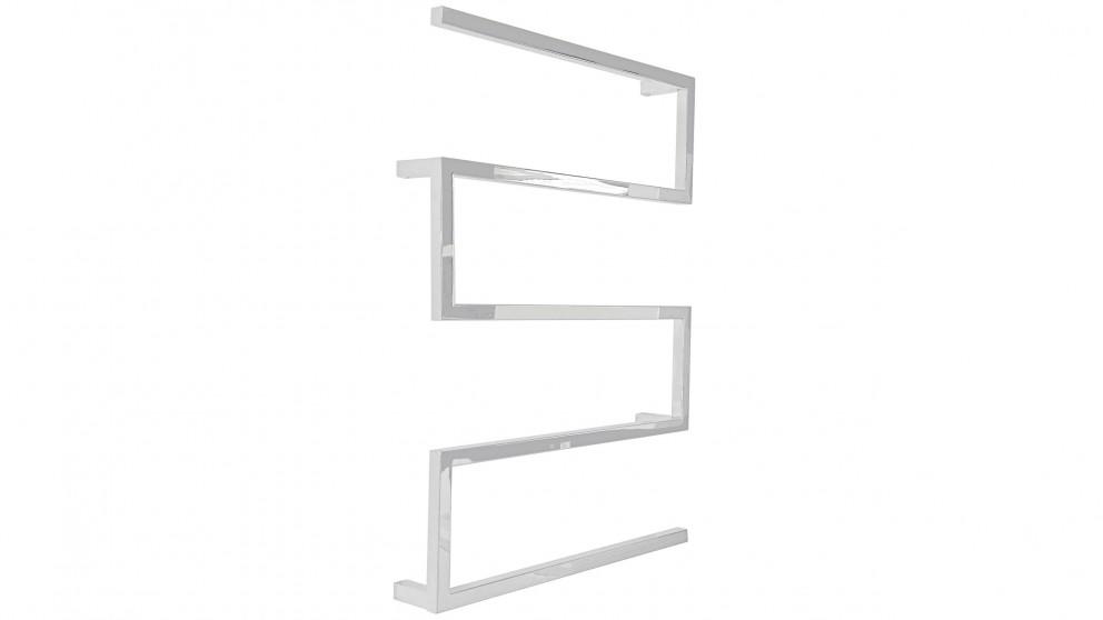Forme Snake 5 Bar R/H Square Heated Towel Rail