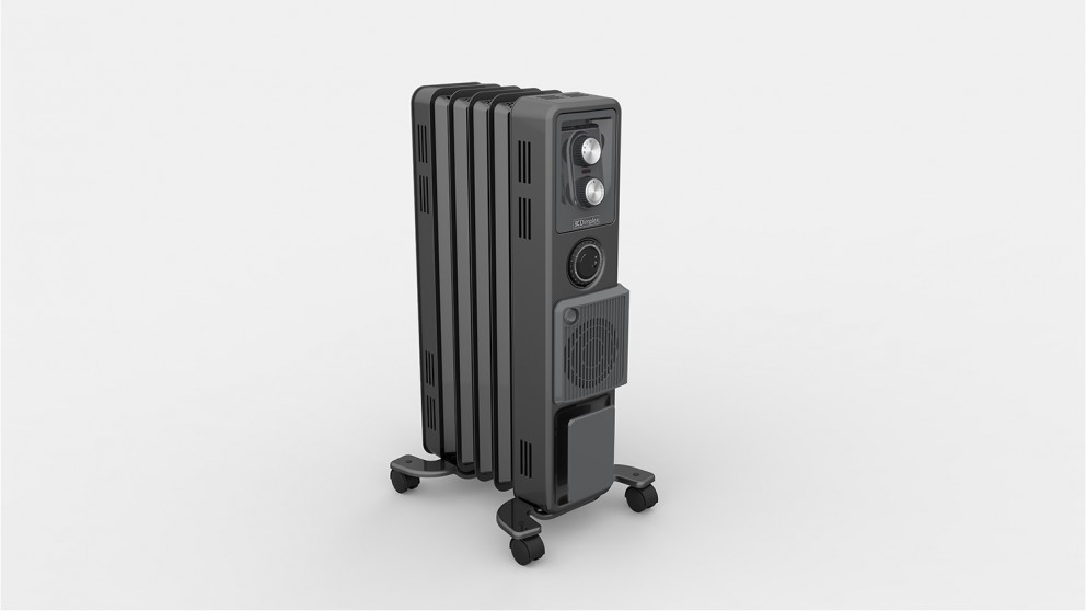 Dimplex 1.5kW Oil Free Column Heater with Timer & Turbo Fan