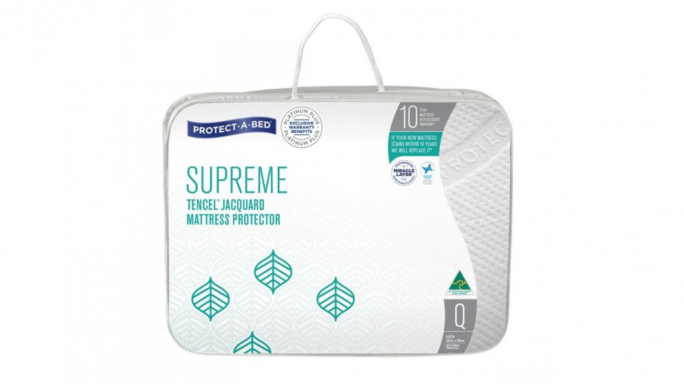 Protect-A-Bed Supreme Tencel Waterproof Mattress Protector
