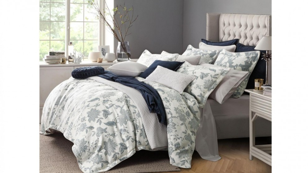 Chloe Spa Quilt Cover Set