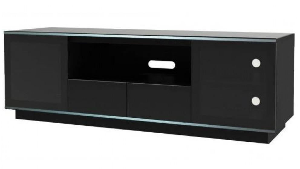 Buy Tauris Titan 1800mm Tv Cabinet Black Harvey Norman Au